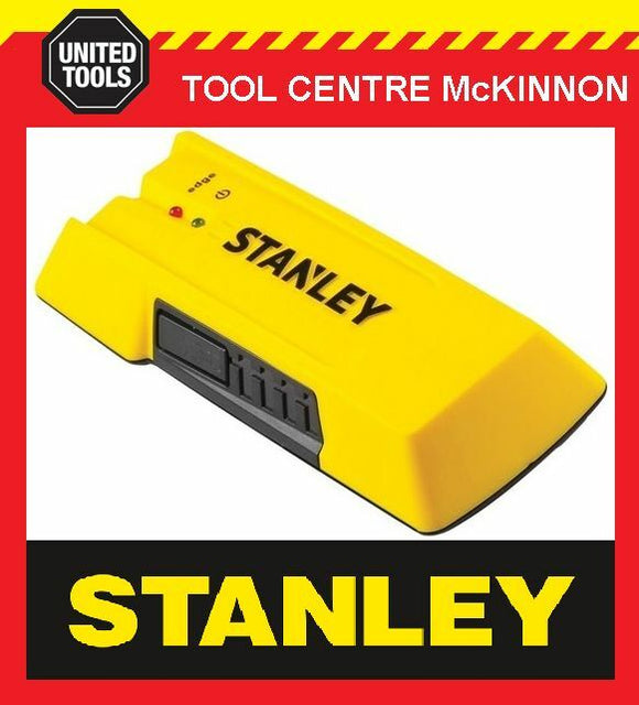 STANLEY S50 WOOD & METAL STUD FINDER / DETECTOR / SENSOR – 19mm CAPACITY
