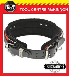 "BUCKAROO TMSCR46 46"" SIGNATURE AUS MADE CARPENTER'S BACK SUPPORT TOOL WORK BELT"