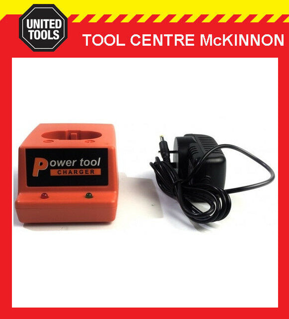 AMCELL 6V NI-CD BATTERY CHARGER TO SUIT PASLODE IMPULSE AND CORDLESS NAIL GUNS