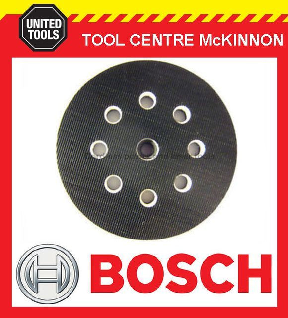 BOSCH GEX 125-150, GEX 125 AVE SANDER REPLACEMENT 125mm BASE / PAD