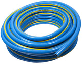30m x 10mm SUPER UNIFLEX AUSTRALIAN AIR HOSE WITH GENUINE JAPANESE NITTO FITTING