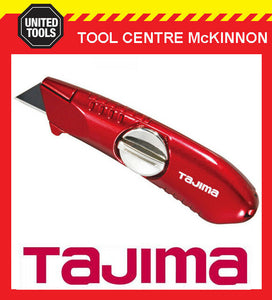 TAJIMA V-REX VR101 HEAVY DUTY ALL METAL FIXED BLADE UTILITY / STANLEY KNIFE