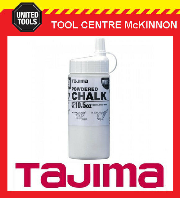 TAJIMA WHITE 300g MICRO POWER CHALK SNAP LINE CHALK