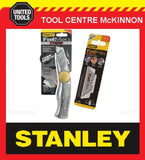 STANLEY FAT MAX XTREME RETRACTABLE KNIFE WITH BONUS BLADES – 20 BLADES!