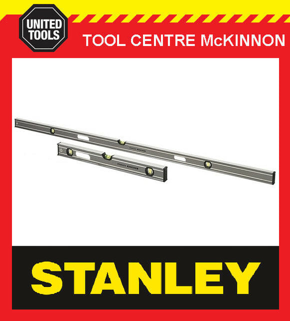 STANLEY XTHT0-80869 FATMAX PRO BOX LEVEL TWIN PACK – 600 & 1800mm