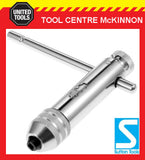 P&N BY SUTTON TOOLS RATCHETING TAP WRENCH – T HANDLE BAR TYPE FOR M3 – M10 TAPS