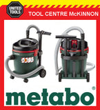METABO ASA32L 1200W WET & DRY AUTO SWITCHING VACUUM CLEANER / DUST EXTRACTOR