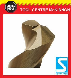 SUTTON D108 HEAVY DUTY COBALT 4.0mm METRIC JOBBER DRILL BIT