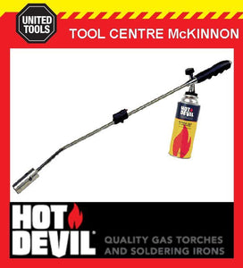 HOT DEVIL HDWK BUTANE GAS FIRED WEED KILLER – GAS NOT INCLUDED