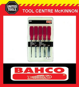 BAHCO 9883 1031 SERIES 5pce CHISEL SET