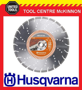 "HUSQVARNA 14"" / 350mm VARI-CUT S35 TURBO DIAMOND BLADE FOR REINFORCED CONCRETE"