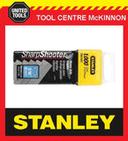 3 BOXES STANLEY 8mm T-50 SHARPSHOOTER TRA705T HEAVY DUTY STAPLES – 3000 STAPLES