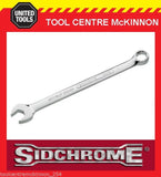 SIDCHROME SCMT22224 15mm RING & OPEN END METRIC SPANNER