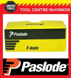 PASLODE 38mm F NAILS (JF 2.2/38) GALVANISED CHISEL POINT – BOX OF 1000