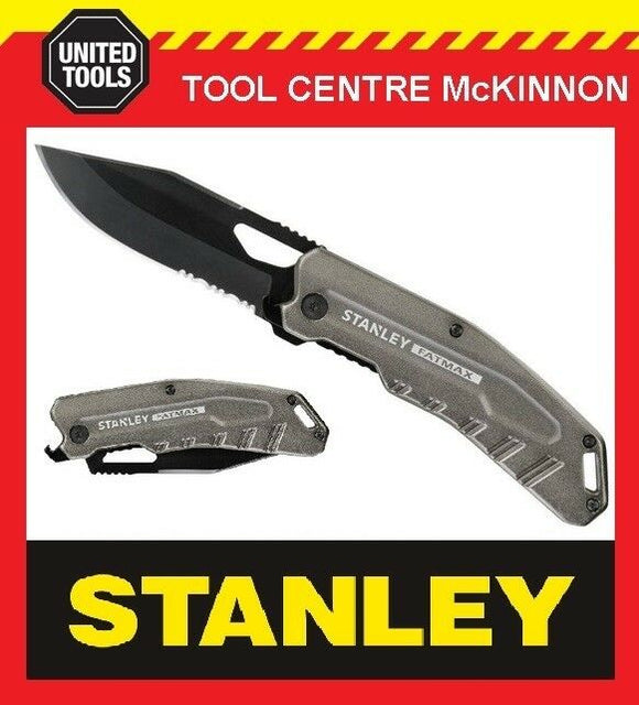 STANLEY FATMAX FMHT0-10312 PREMIUM FOLDING POCKET KNIFE