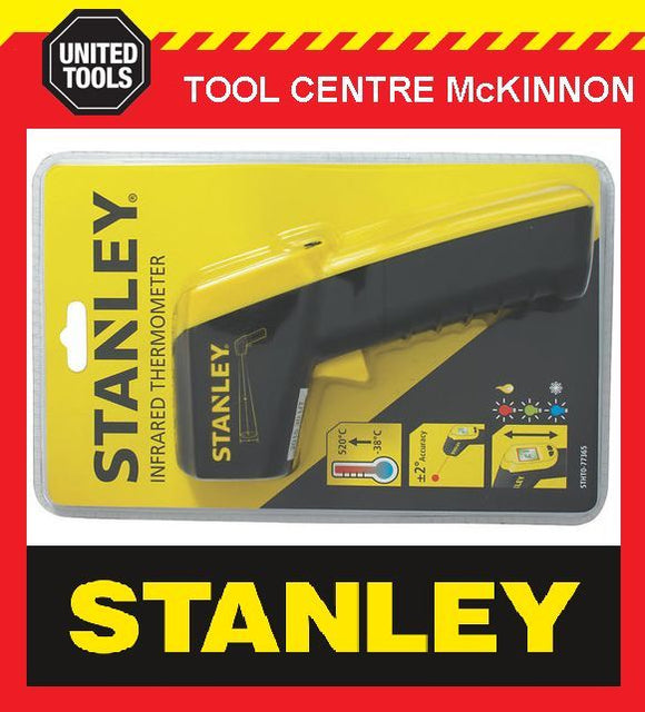 STANLEY STHT0-77365 INFRARED NON-CONTACT -32C–520C DIGITAL THERMOMETER