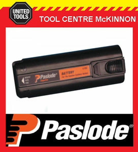 PASLODE GENUINE 6V NI-CD BATTERY FOR IMPULSE AND CORDLESS NAIL GUNS