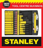 STANLEY 16-299 12pce PUNCH & COLD CHISEL SET