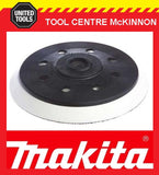 MAKITA BO6030, B06040 SANDER REPLACEMENT 150mm VELCRO PAD