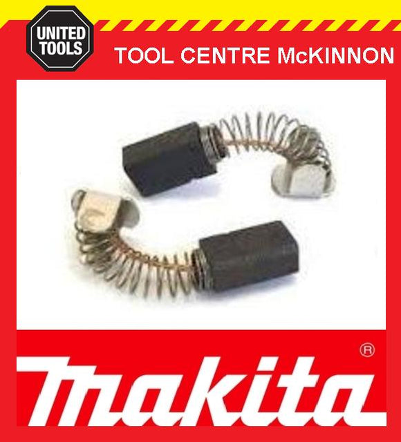 MAKITA CB-100 CARBON BRUSH SET – SUIT 9924DB, 9207SPB ETC