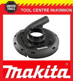 "MAKITA 195386-6 DUST EXTRACTION SHROUD TO SUIT 9"" / 230mm ANGLE GRINDER"