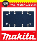MAKITA 140441-9 BO3700 & BO3710X 1/3 SHEET ORBITAL SANDER REPLACEMENT PAD / BASE