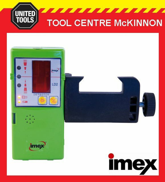 IMEX LD2 LASER RECEIVER / DETECTOR TO SUIT LX25P, LX22, LX33 AND LX55