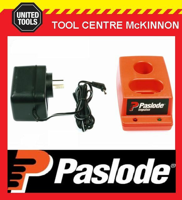 PASLODE GENUINE 240V CHARGER KIT FOR NI-CD BATTERIES