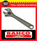"BAHCO 8073 12"" PHOSPHATED BLACK FINISH ADJUSTABLE WRENCH SHIFTER"
