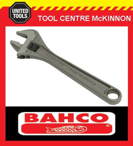 "BAHCO 8070 6"" PHOSPHATED BLACK FINISH ADJUSTABLE WRENCH SHIFTER"