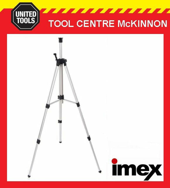 IMEX COMPACT ELEVATING TRIPOD TO SUIT LINE AND DOT LASERS
