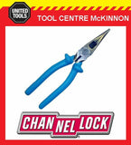 CHANNELLOCK / CHANNEL LOCK 3218 1000V 212mm INSULATED LONG NOSE PLIERS
