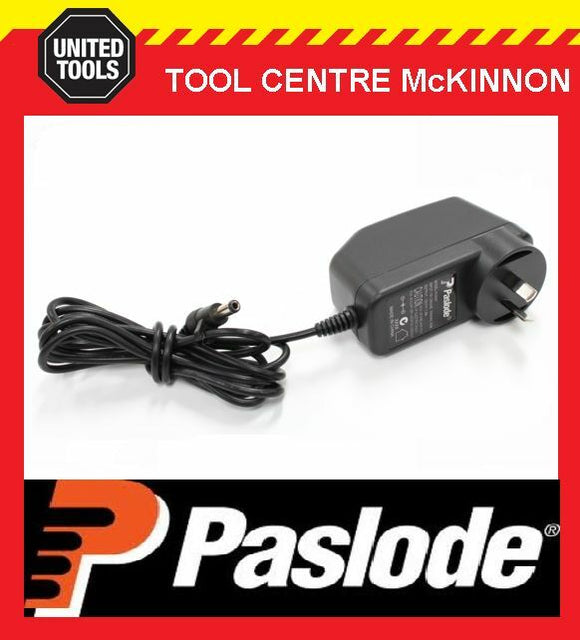 GENUINE PASLODE CHARGER 240V TRANSFORMER / POWER SUPPLY ADAPTER FOR NI-CD GUNS