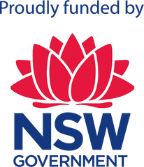 Proudly funded by NSW Government