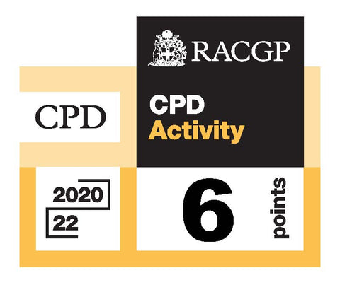 RACGP CPD Activity 6 Points