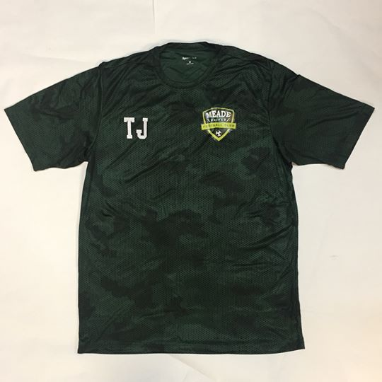 Meade United Men's Warmup Jersey