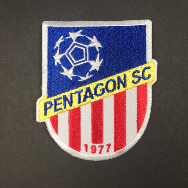 Pentagon Soccer Club patch
