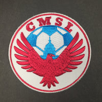 Capitol Military Soccer League patch