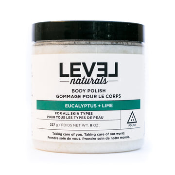 Body Polish - Eucalyptus + Lime (8oz)