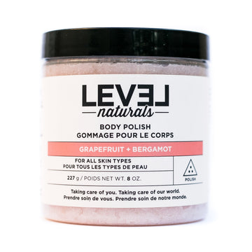 Body Polish - Grapefruit + Bergamot (8oz)