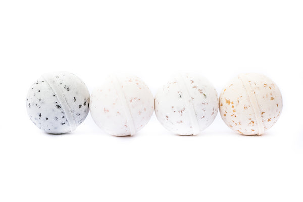 All 4 Epsom Salt Bath Bombs