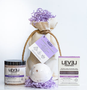Lavender + Chamomile 3-Piece Gift Set