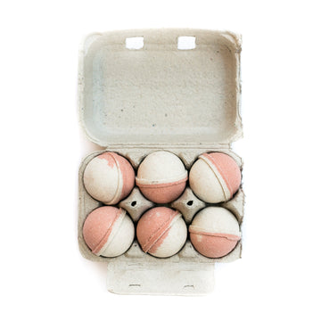 Bath Bomb - Rosemary Clay  (6PACK)
