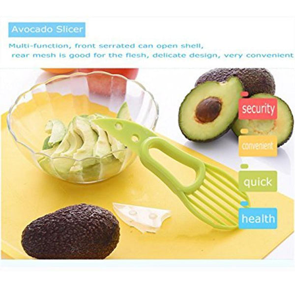 3-in-1 Avocado Slicer-Slicer-Chef's Quality Cookware