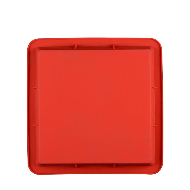 Square Cake Tin - Silicone Baking Mould
