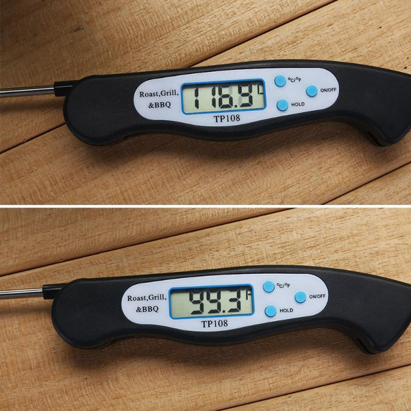 Digital Instant Read Thermometer-Digital Termometer-Chef's Quality Cookware