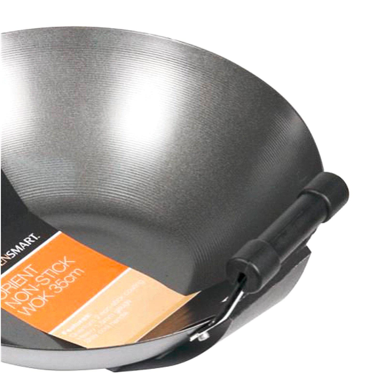 Kitchen Smart Orient Non-Stick Wok 35cm-wok-Chef's Quality Cookware