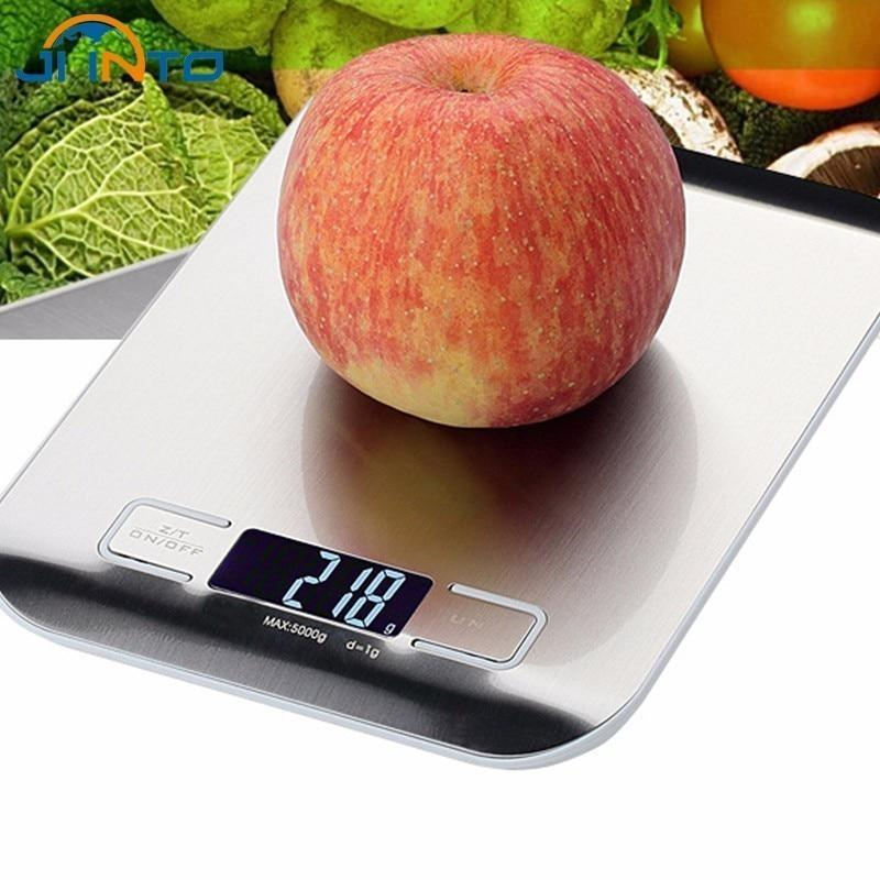 LED Screen Electronic Digital Scale-Kitchen Scales-Chef's Quality Cookware