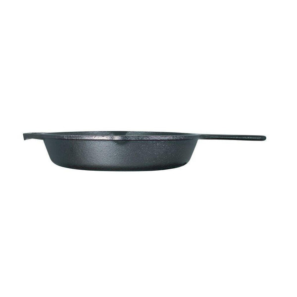 Lodge Cast Iron Skillet - Small or Medium - Pre-seasoned-Frying Pan-Chef's Quality Cookware