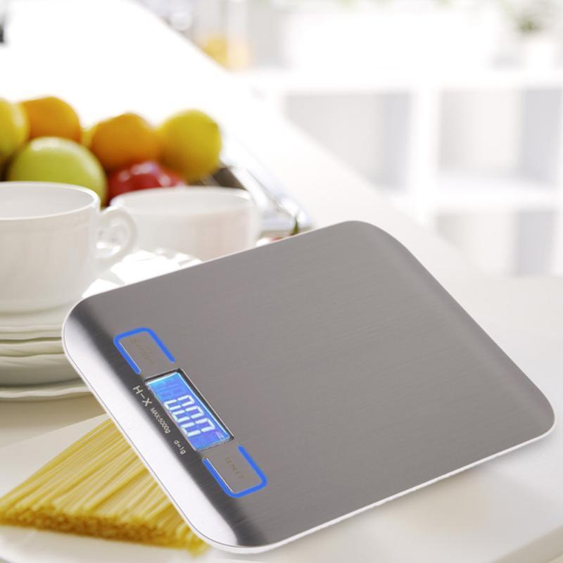 Multi-Functional Digital Kitchen Scale-Kitchen Scales-Chef's Quality Cookware